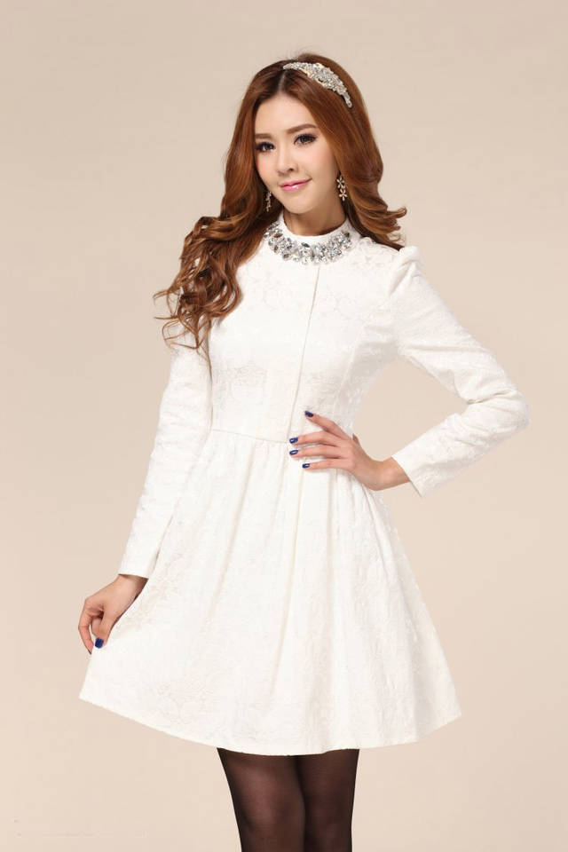 Model Gaun atau Gamis Pesta Muslimah Modern 2014 - BERSASI